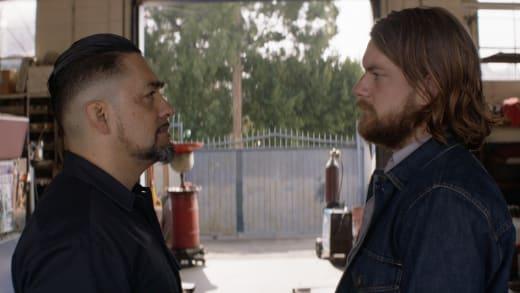 Staring Down Petey  - Animal Kingdom Season 5 Episode 4