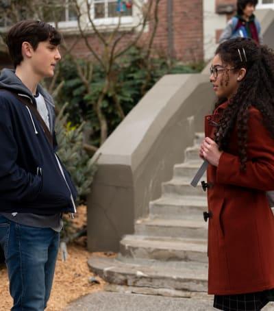 Teen Romance-The Baby-Sitters Club Season 2