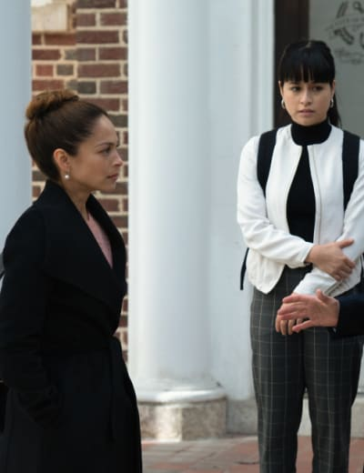 The sisters at court-Burden of Truth Season 4 Episode 3
