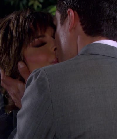 An Unexpected Kiss - Beyond Salem - Days of Our Lives