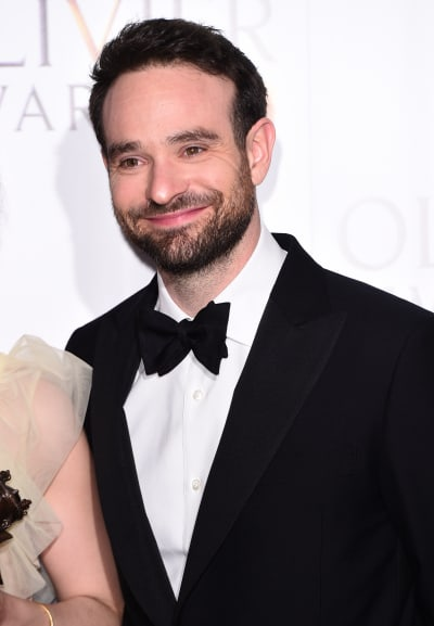 Charlie Cox Attends Event
