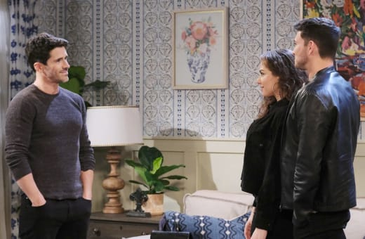 Planning a Honeymoon - Days of Our Lives