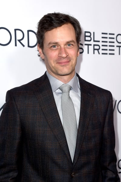 """Tom Everett Scott at the Premiere of """"The Last Word"""""""