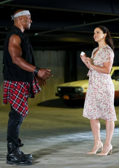Undercover Partners - Brooklyn Nine-Nine Season 8 Episode 8