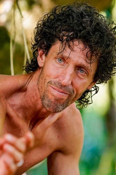 Brad at Camp - Survivor Season 41 Episode 3