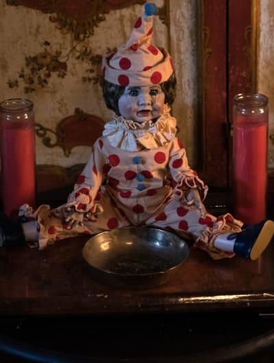 Crazy Doll Crop - EVIL Season 2 Episode 12