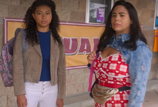 Freeridge Queens  - On My Block Season 4 Episode 7