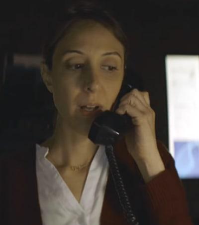 Lyla on the Phone