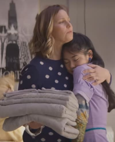 Mrs. McGill Comforts Claudia - The Baby-Sitters Club Season 2 Episode 7