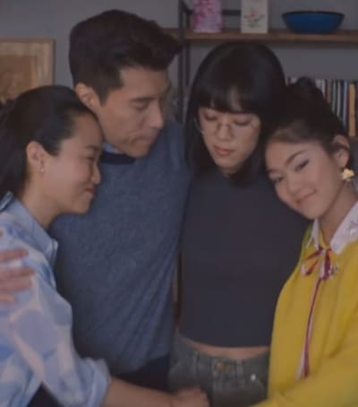 The Kishi's - The Baby-Sitters Club Season 2 Episode 7