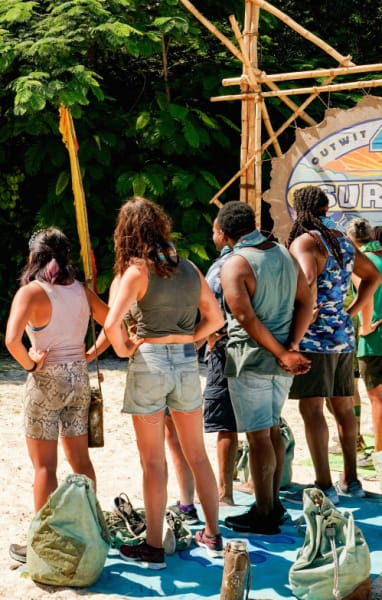 Worth Playing For - Survivor  Season 41 Episode 3