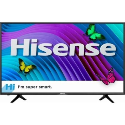 Hisense 55 Inch TV- 4K UHD with HDR H6 Series - TV-Sizes