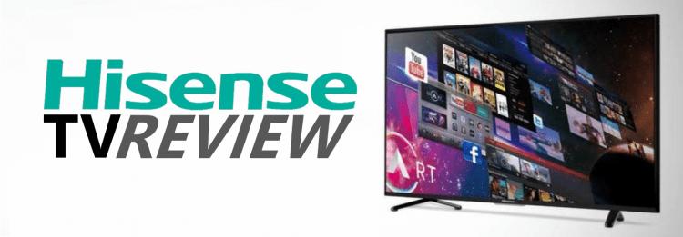 Hisense TV Reviews - TV-Sizes
