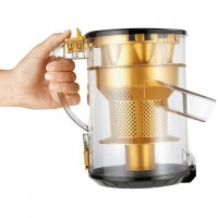 cleanmaxx Multizyklon-Staubsauger 2600 Watt Plus gold