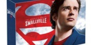 DVD di Smallville: tra i contenuti speciali anche il pilot di Aquaman!