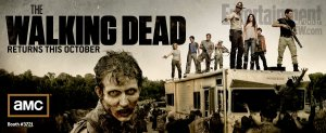 the walking dead 2 banner