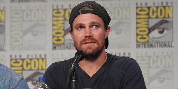 Arrow Stephen Amell ottava stagione scoop spoiler