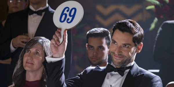 Lucifer svelato titolo episodio stagione finale tom ellis