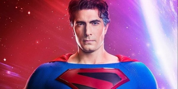 Superman brandon Routh crisi sulle terre infinite
