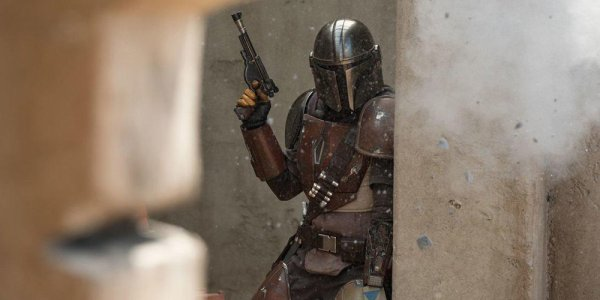The Mandalorian slide jon favreau date episodi