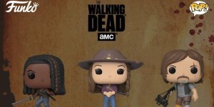 the walking dead Funko Pop