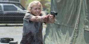 The Walking Dead Beth banner