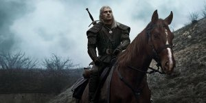 the witcher geralt di rivia netflix serie