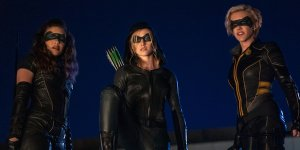 Green Arrow and the Canaries Ascolti USA