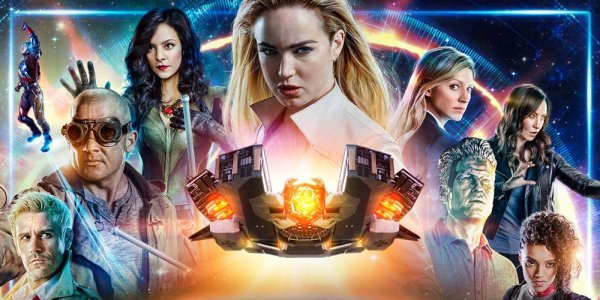 Legends of Tomorrow 5