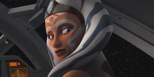 Ahsoka Tano star wars