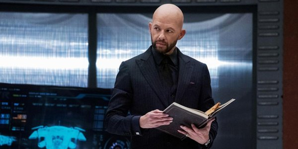 2. Lex Luthor (Supergirl)