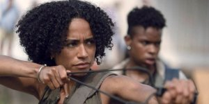 Lauren Ridloff The Walking Dead Gli Eterni