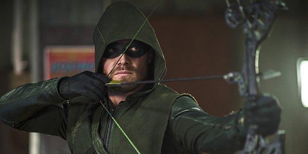 7. Stephen Amell non si piaceva con l'arco (Arrow)