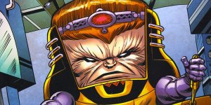 New Warriors - M.O.D.O.K.