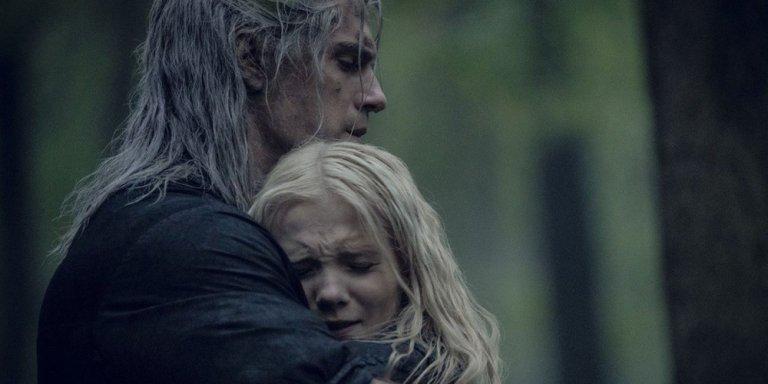 The Witcher finale - Geralt e Ciri