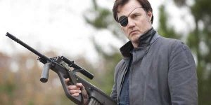 David Morrissey Governatore The Walking Dead