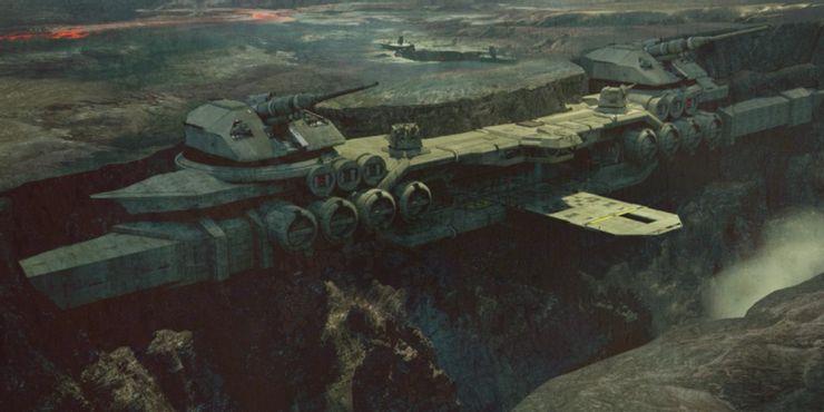 La base imperiale