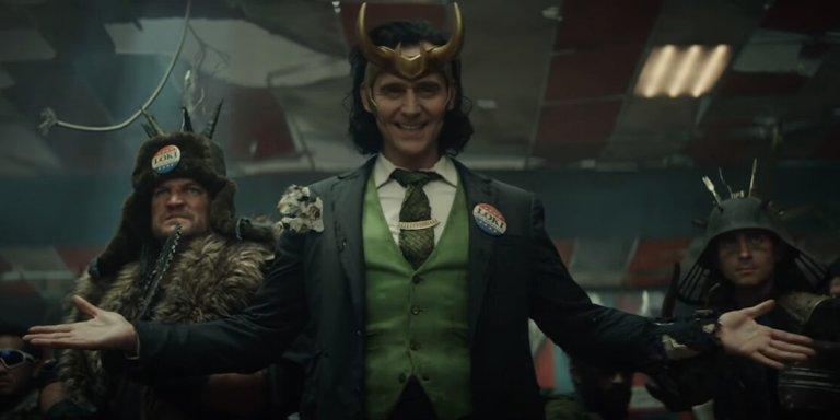 Loki 2 Banner Marvel studios disney+ tom hiddleston
