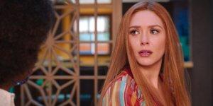WandaVision 1x03 - Elizabeth Olsen