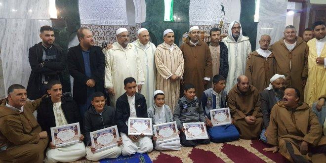 بلدية بوسعادة تحتفل بذكرى المولد النبوي وتكرم حفظة الكريم