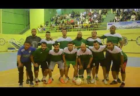 فيديو أختتام دورة المرحوم محافظ الشرطة أبوطالب دهان لكرة القدم