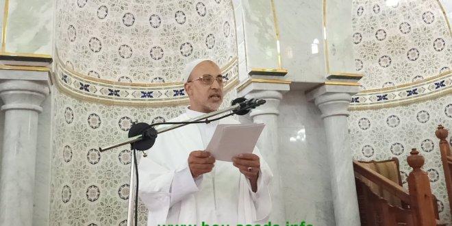 نصرة النبي صلى الله عليه وسلم الشيخ مصطفى بن شهرة