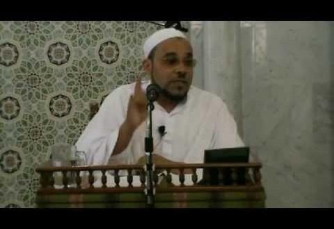 درس جمعة الشيخ حمزة مجيدي