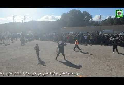 وسعادة تحتفل بولادة النبي في مهرجانها الثالث الكبير بالتيرة الخضراء .. فيديو