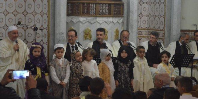 حفل المولد النبوي الشريف مسجد زيد بن ثابت بوسعادة 2016