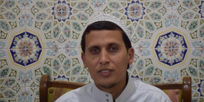 القارىء احمد الامين عبد الكريم في قراءة مؤثرة ودعاء