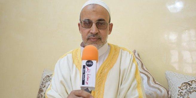 تهنئة الامام مصطفى بن شهرة للشعب الجزائر بوسعادة انفو
