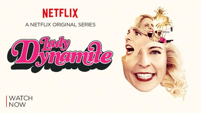 Image result for Lady Dynamite