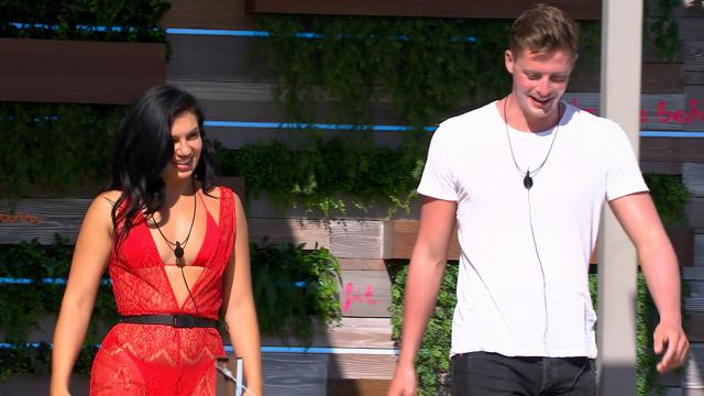 Image result for Love Island's Alex and Alex split as Jack and Dani take next step