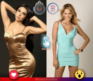 Jimena Sánchez vs Inés Sáinz Galería de fotos HOT
